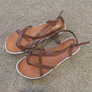NWOT MIA Sandals